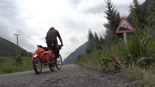 Одиночный велопоход на велосипеде