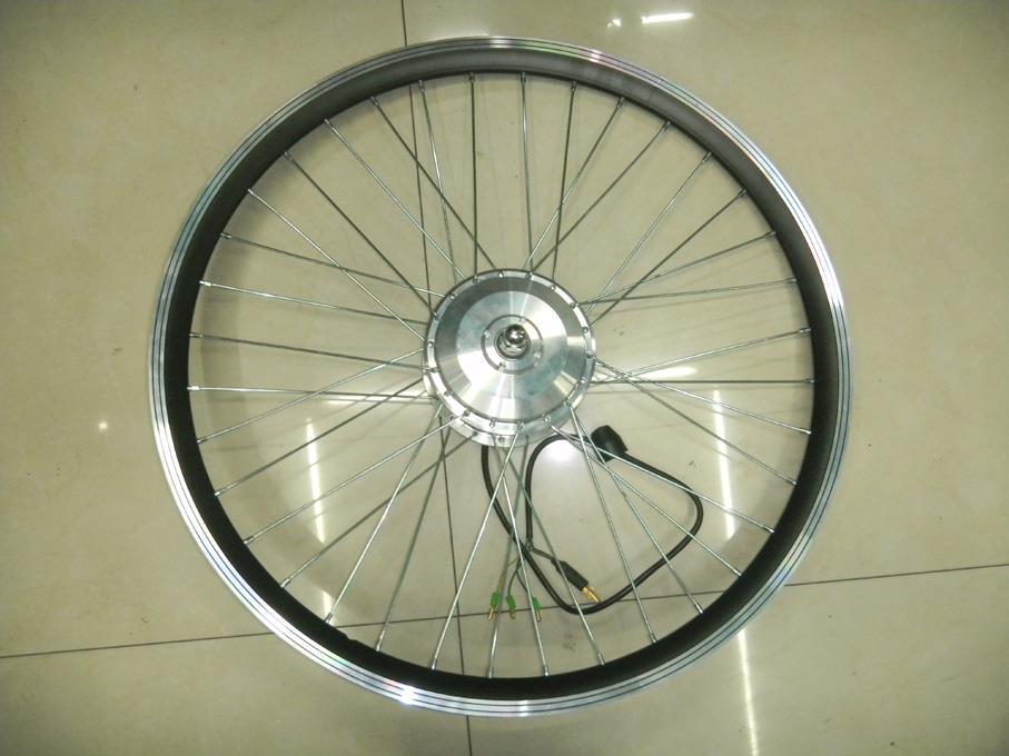 мотор-колесо с редуктором, 350 ватт
