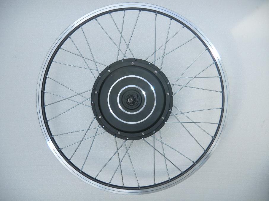 мотор-колесо без редуктора, 500 ватт