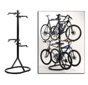 стойка для хранения детских и взрослых велосипедов