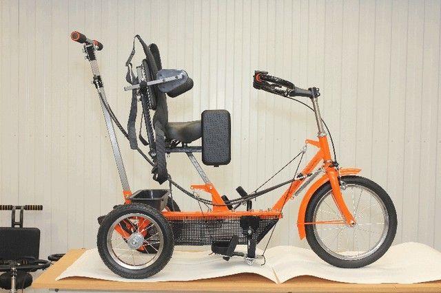 Ангел Соло велосипед