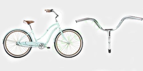 Регулировка руля городского велосипеда