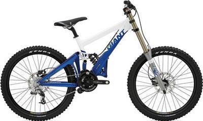 Даунхильный велосипед