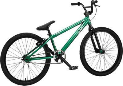 Гоночный BMX-велосипед