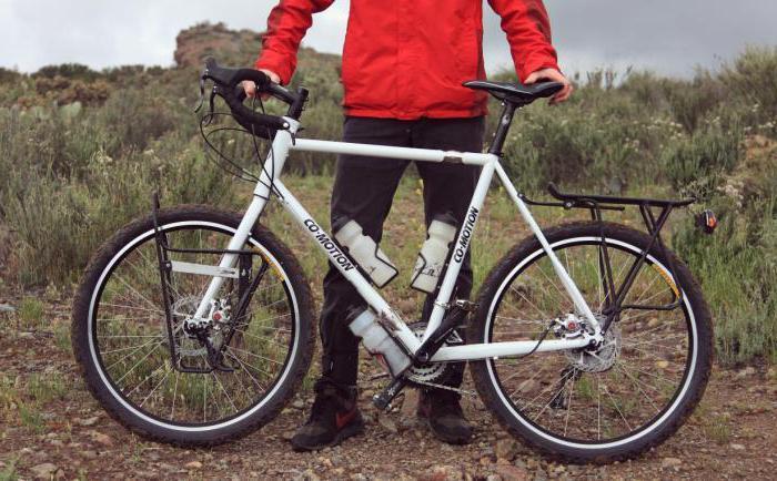 туристический горный велосипед
