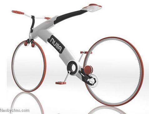 Минималисткий велосипед