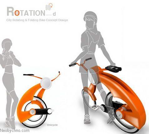 Велосипед для красивых девушек