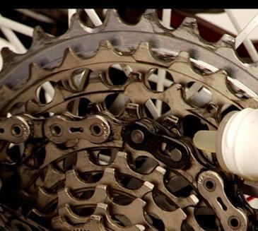 смазка задней втулки велосипеда