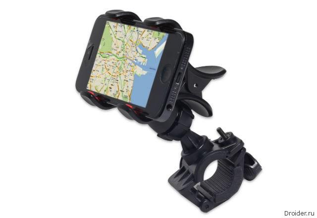 GreatShield Clip Grip Universal Bicycle Handlebar Mount