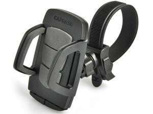 пластиковый держатель для телефона capdase bike mount holder на велосипед