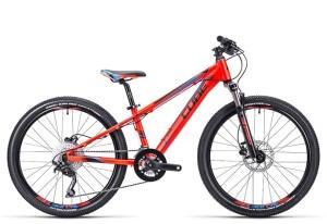 велосипед cube kid 240 для подростков и детей