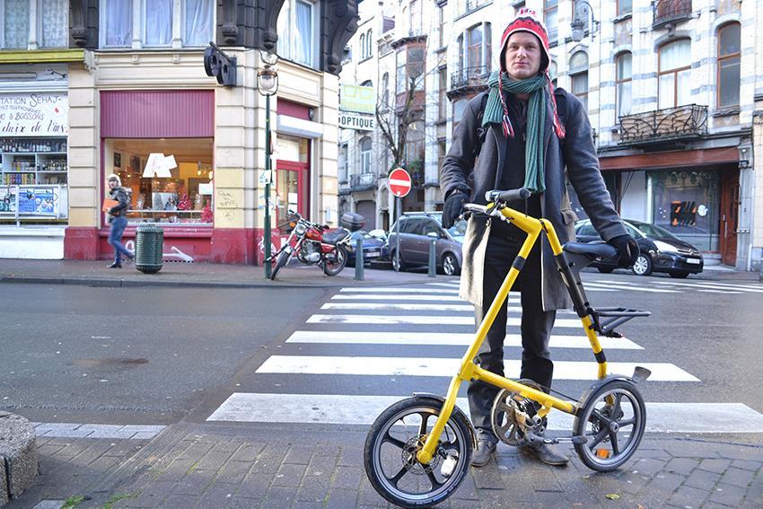 Велосипед Strida – фаворит богемы