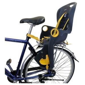 Крепление детского кресла на велобагажник