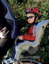 Сиденье заднее для велосипеда