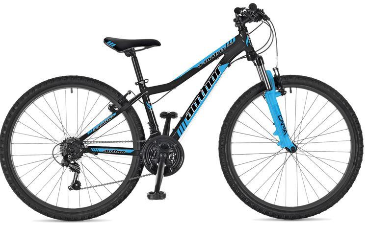 Современный горный велосипед