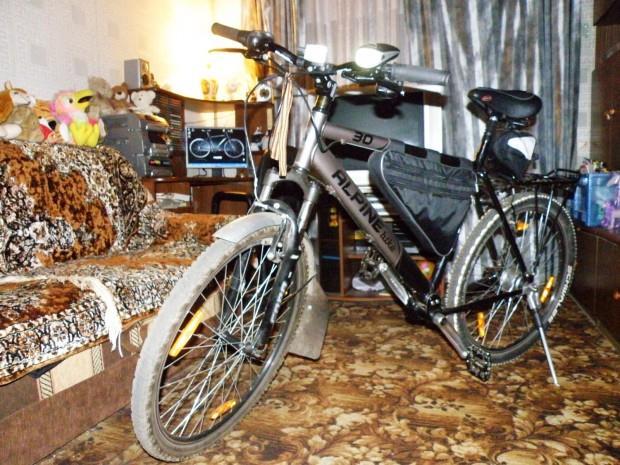 Велосипед Alpine Bike 30M