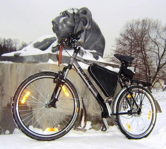 Велосипед Cube Hyde Pro