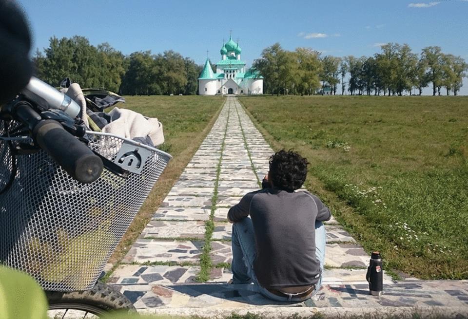 Как я доехал из Москвы в Крым на велосипеде с 5000 рублей в кармане. Изображение № 5.