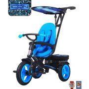 Трехколесный велосипед ICON elite Blue topaz