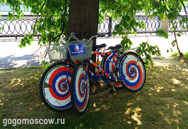 фото велосипеды