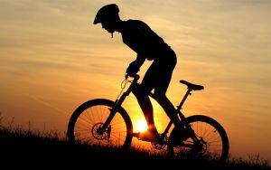 поездки на велосипеде помогут предотвратить заболевания спины
