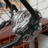 как затянуть тормоза на велосипеде