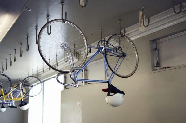 Подвес для велосипеда на потолок