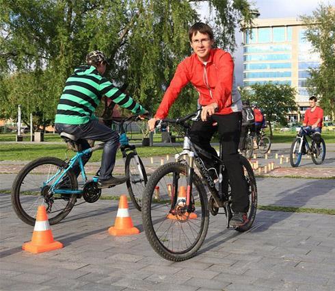 Велошкола для взрослых