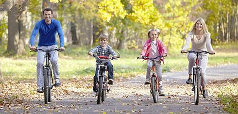 Велошкола для детей