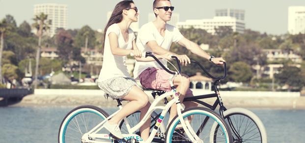 Как выбрать велосипед для комфортных прогулок