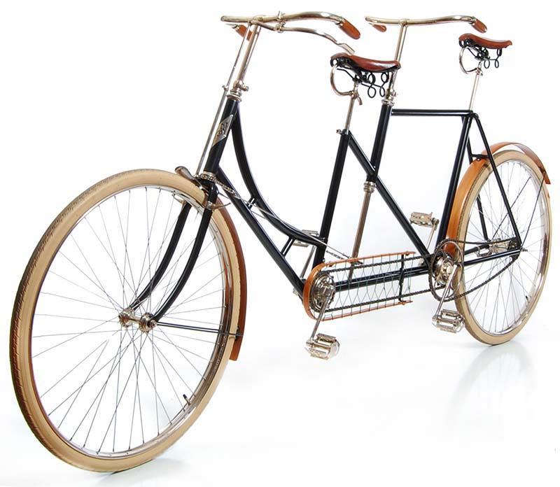 Велосипед тандем для двоих взрослых