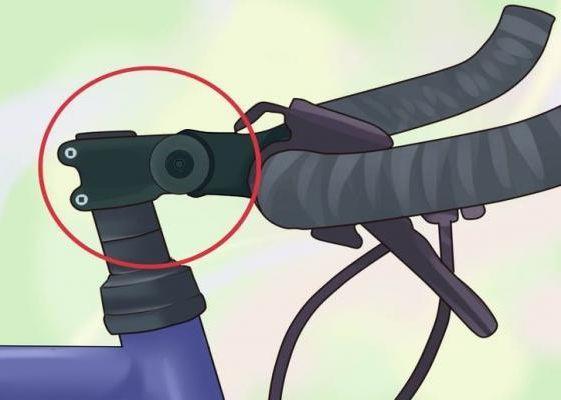 как отрегулировать руль на велосипеде
