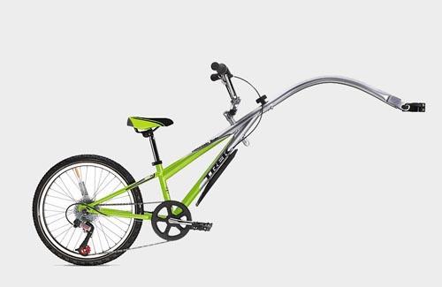 Велосипед-прицеп