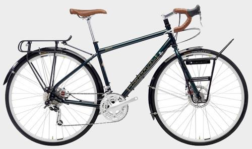 Туристический велосипед
