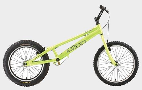 Тип велосипеда для триала