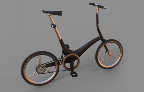 Концепт велосипеда «Re:Cycle»