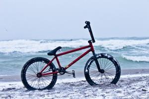 велосипед для прыжков