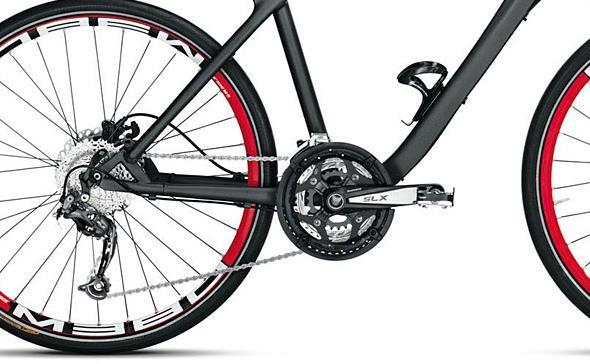 BMW M Bike рама