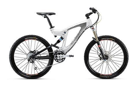 BMW Mountainbike Enduro.
