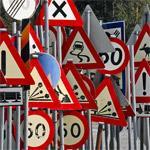 Дорожные знаки и их обозначения