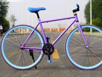 тюнингованный велосипед