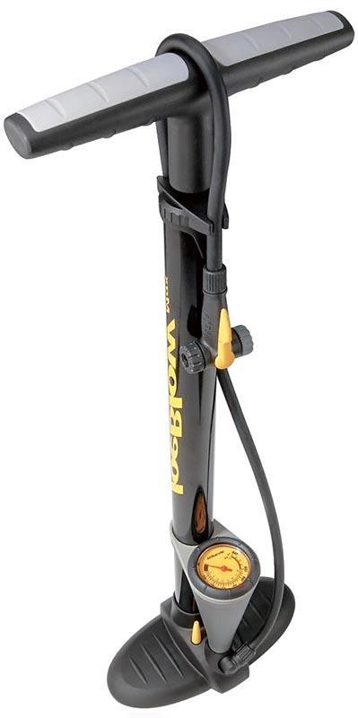 Самый лучший напольный велосипедный насос Topeak JoeBlow Max II