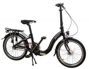 Женский складной велосипед Easy Step 3