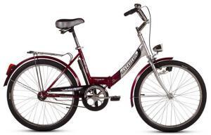 Женский складной велосипед Fold CK