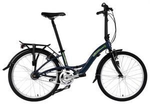 Женский складной велосипед Glide P8