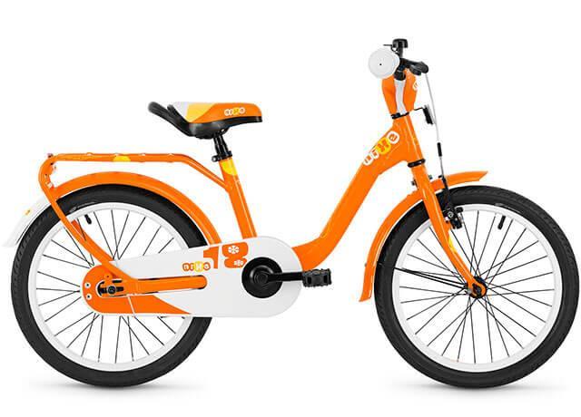 Детский двухколесный велосипед Scool niXe для девочек