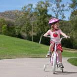 обзор детского велосипеда author