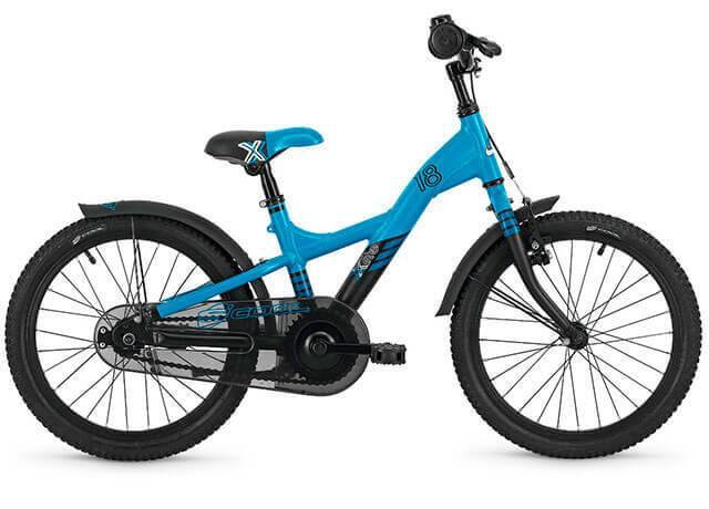 Детский двухколесный велосипед Scool XXlite для мальчиков