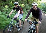 velosipedisti edut po lesy
