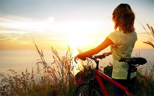 Как ездить на велосипеде, чтобы похудеть